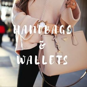 Other - HANDBAGS & WALLETS